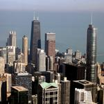 Hancock Center could be headed for ground-level revamp, name change