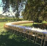 Outstanding in the Field returns to Capay Organic for farm dinner
