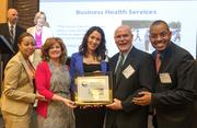 3rd Place (2-99 employees) - Business Health Services