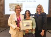 1st Place (100-499 employees) - Stevenson University