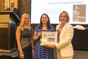 3rd Place (500-1,499 employees) - Carroll Hospital Center