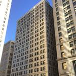 Frick-commissioned office building put up for sale downtown