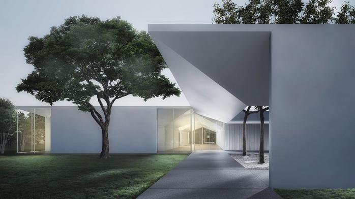 Photos: See construction on the Menil Collection's new $40M facility (Video)