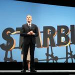 Starbucks announces 2-for-1 stock split, investors go wild