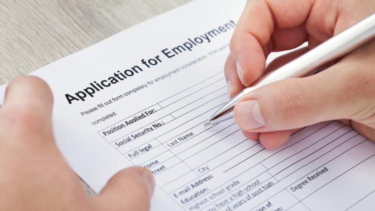 Law banning initial inquiries into Colorado job seekers