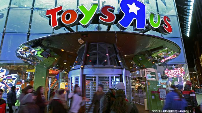 Toys R Us files Chapt. 11, but stores will remain open