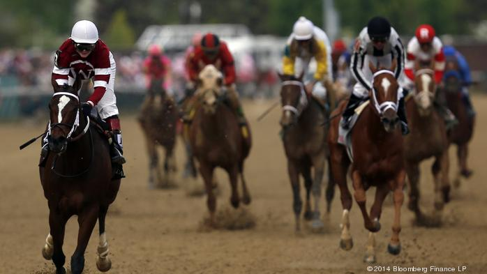 NBC stays in the stable, renews deal for Pegasus World Cup