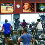Life Time Fitness blacks out cable news because of negativity