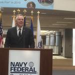 'Real risk' of Navy Federal taking expansion to Florida, McAuliffe says (Video)