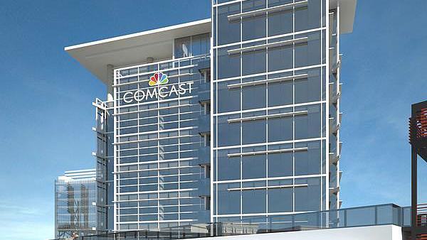 Comcast To Locate 1 000 In Office Building Near Suntrust Park Atlanta Business Chronicle