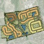 Latest Riviera site plan: Fewer lots, more greenspace