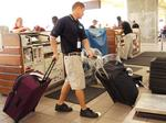 Airport's aviation services provider to hire 100 for baggage handling system