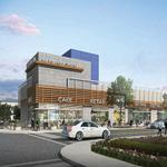 New plan for Montrose retail center aims to fit in with the neighborhood