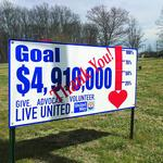High Point United Way tops goal — again