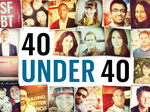 40 Under 40 honors the Bay Area's rising business stars