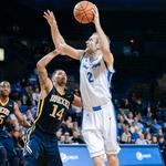 Numbers-whiz Regan focused on helping UB in NCAA tourney