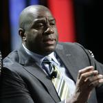 Invest in urban areas, Magic Johnson tells developers and business leaders at ICSC
