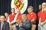 Maryland Athletic Director <strong>Kevin</strong> <strong>Anderson</strong>: 'Winning is paramount'