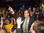 #StayGregg: Shocker fans take to social media in support of Gregg Marshall