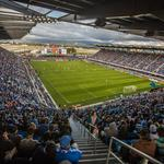 Avaya says it will keep its name on soccer stadium while it reorganizes