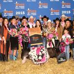 Rodeo sees record-breaking weekend