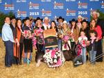 Rodeo sees record-breaking weekend