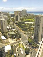 On the Market: Waikiki Landmark penthouses