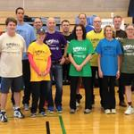 Bio-Ball fundraiser pairs up 16 biotech firms with Special Olympians