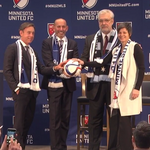 Major League Soccer makes Minneapolis expansion official and names owners