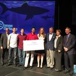Odd jobs app wins big at GCU's 'Shark Tank' competition (Video)