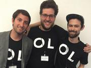 The team at Open Listings, one of the startups that pitched on Tuesday's Y Combinator Demo Day, promise to cut real estate agents out of home sales. They are, from left, Judd Schoenholtz, Alix Farrill and Peter Sugihara.