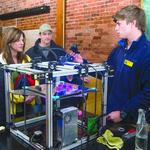 Can manufacturers in Triad woo this wunderkind?