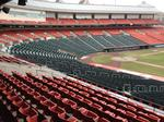 Bisons 'green code': More new seats for Coca-Cola Field
