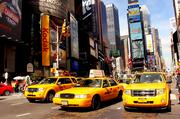 No. 2:  Times Square in New York City