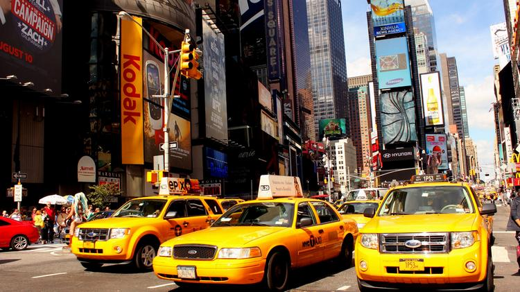 Taxi New York >> 46 New York City Taxi Medallions Are On The Auction Block New York