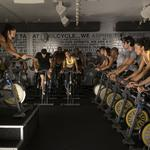 Suburban Square gets new store, cycling studio