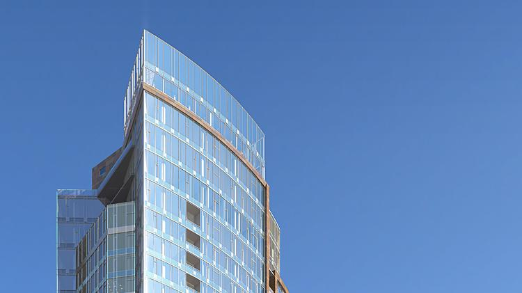 Construction of downtown Seattle apartment high-rise starts Friday ...