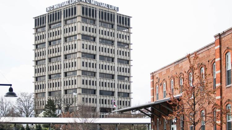 Iconic Downtown Durham Landmark Legacy Tower To Undergo 11m