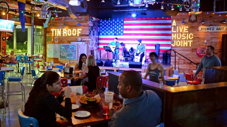 Tin Roof Announces Tentative Opening Date For Beale Street