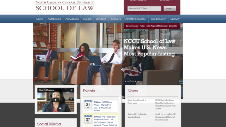 Law Schools In North Carolina >> How North Carolina Law School Job Placement Rates Compare