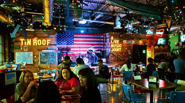 Tin Roof Live Music Venue Bar To Open In St Louis St