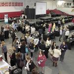 MBJ hosts hundreds of businesswomen for Mentoring Monday (Video)