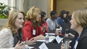 Mentoring Monday brings women together for advice in the business world (slideshow)