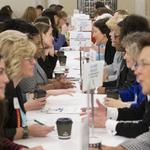 Nearly 250 Milwaukee women leaders, professionals packed Hilton for 'Mentoring Monday': Slideshow