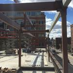 Sneak peek: Topping off the structural steel at 2500 Smallman