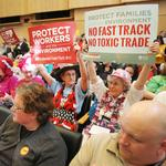 Seattle City Council unanimously opposes Trans Pacific Partnership