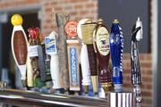 Lots of draught beer is available on tap at Jefferson Social.