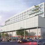 Angelika Film Center out of Union Market building expansion. Project status unclear.