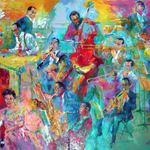 Smithsonian gets 'one of the greatest' LeRoy Neiman paintings