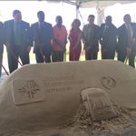 JTA breaks ground on CNG station for its bus fleet